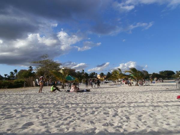 Spiaggia a Juan Dolio