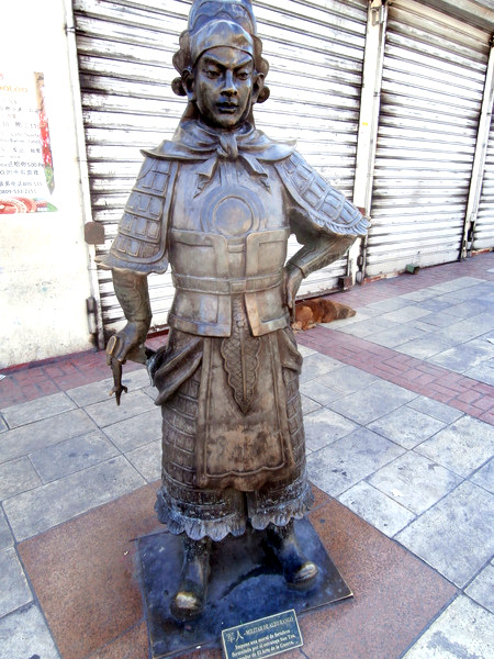 Alla chinatown di Santo Domingo