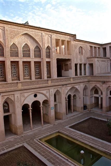 Abbasi House a Kashan