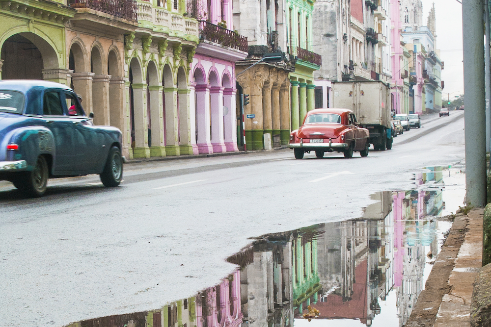 The charm of Cuba